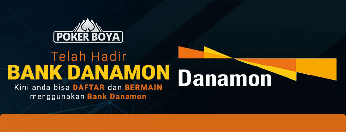 BANK DANAMON POKERBOYA